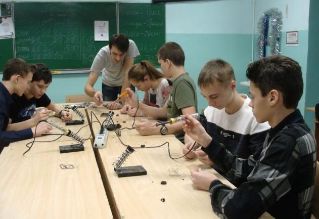 Красноярский технопарк «Кванториум» в Туруханске