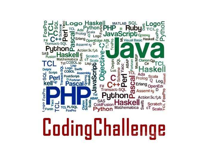 Coding Challenge: баттл программистов начинается