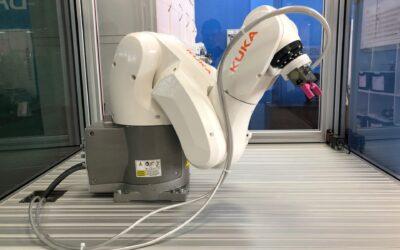 Наш новый робот