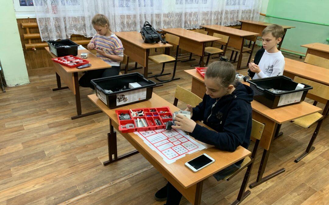 """Мобильный """"Кванториум"""" в Минусинске"""